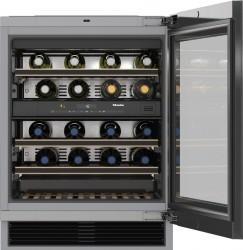 - KWT 6322 UG Tezgahaltı Ankastre Şarap Dolabı