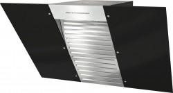 Miele - DA 6096 W Wing Black Duvar Tipi Davlumbaz - Teşhir Ürün