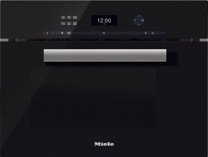 Miele - DG 6401 OBSW Ankastre Buharlı Fırın - Outlet Ürün