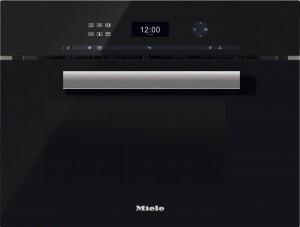 Miele - DG 6401 OBSW Ankastre Buharlı Fırın - Teşhir Ürün