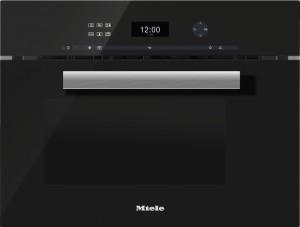 Miele - DGM 6401 OBSW Ankastre Kombi Mikrodalgalı Buharlı Fırın - Teşhir Ürün