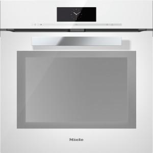 Miele - H 6860 BP BRWS Beyaz Pirolizli Ankastre Fırın - Teşhir Ürün