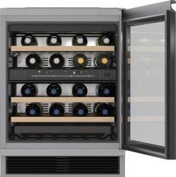 MIELE - KWT 6321 UG B Tezgahaltı Ankastre Şarap Dolabı