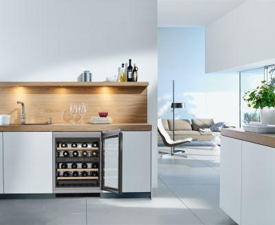 KWT 6321 UG B Tezgahaltı Ankastre Şarap Dolabı