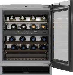 MIELE - KWT 6322 UG A Tezgahaltı Ankastre Şarap Dolabı