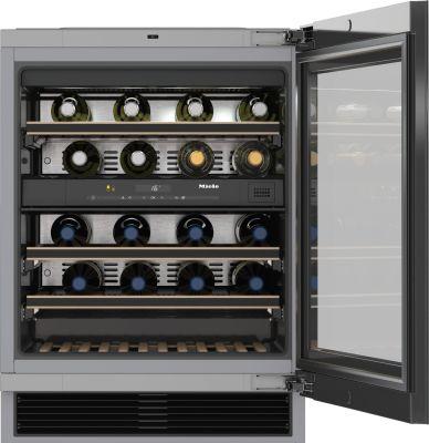 KWT 6322 UG A Tezgahaltı Ankastre Şarap Dolabı