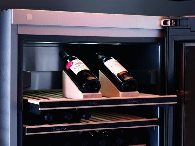 KWT 6834 SGS Solo Isı Ayarlı Şarap Saklama Dolabı