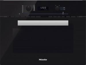 Miele - M 6262 TC OBSW Ankastre Mikrodalga Fırın - Teşhir Ürün