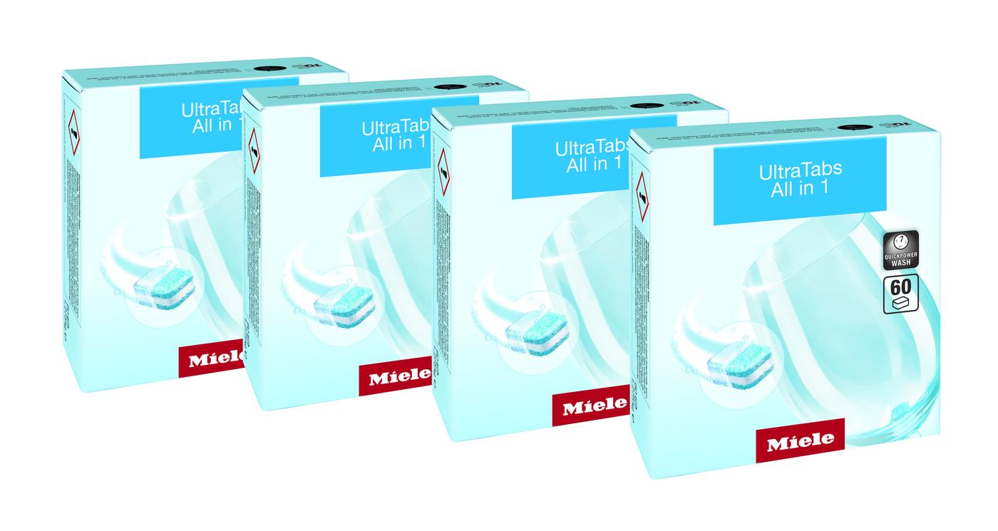 240 lı UltraTabs Bulaşık Tableti Seti