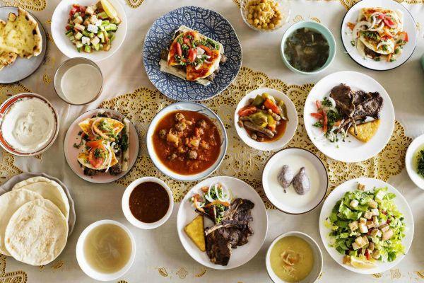Ada Mutfağı iftar sofrası - Miele Yemek Atölyesi Kuponu-Vadistanbul Miele Center 29.05.2019