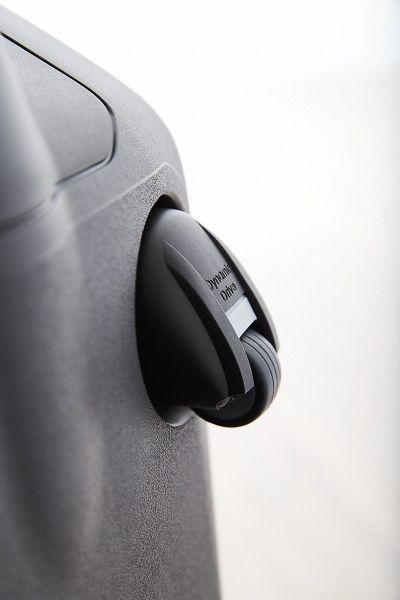 Blizzard CX1 Comfort Ecoline Parquet Siyah Elektrikli Süpürge