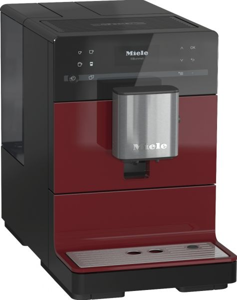 CM 5300 Tam Otomatik Solo Kahve Makinesi - Bordo