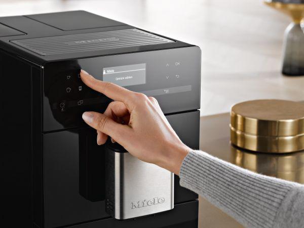 CM 5300 Tam Otomatik Solo Kahve Makinesi - Siyah