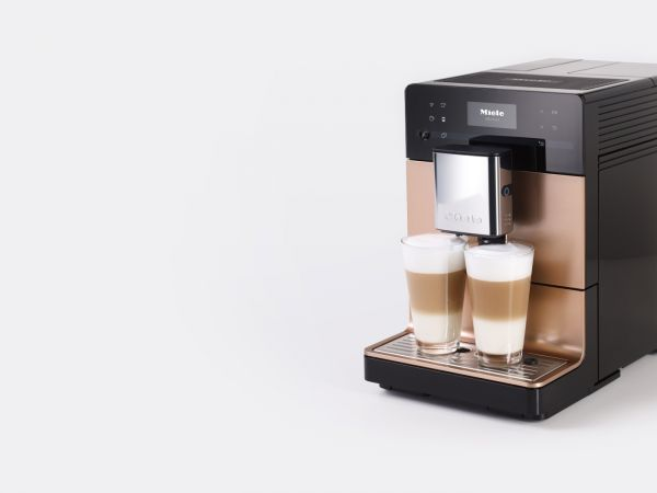 CM 5510 Tam Otomatik Solo Kahve Makinesi - Rosegold