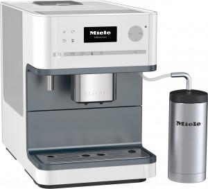 MIELE - CM 6310 Beyaz Solo Kahve Makinesi