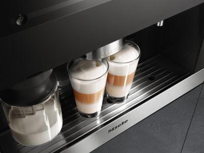 CVA 6805 HVBR Kahverengi Ankastre Kahve Makinesi