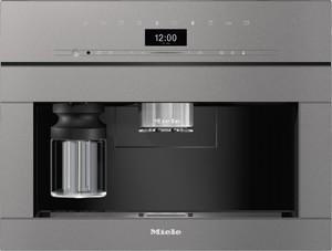 Miele - CVA 7440 Gri Ankastre Kahve Makinesi