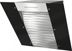 Miele - DA 6066 W Wing Duvar Tipi Siyah Davlumbaz