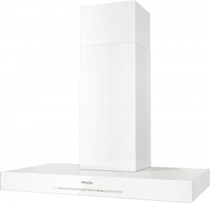 MIELE - DA 6698 D BRWS Beyaz Duvar Tipi Davlumbaz