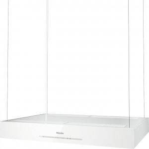 MIELE - DA 6700 D BRWS Beyaz Aura Edition Ada Tipi Davlumbaz