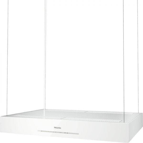 DA 6700 D BRWS Beyaz Aura Edition Ada Tipi Davlumbaz