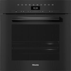 Miele - DGC 7460 Siyah Kombi Buharlı Fırın