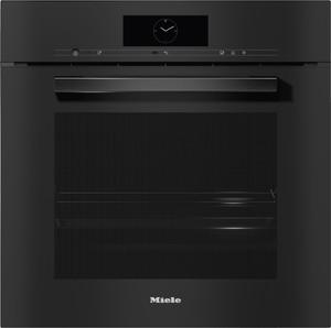 Miele - DGC 7860 Siyah Kombi Buharlı Fırın