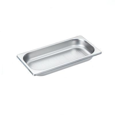 DGGL 1 Delikli Buharlı Pişirme Kabı