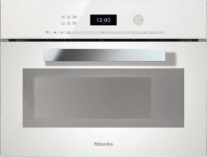 Miele - DGM 6401 BRWS Ankastre Kombi Mikrodalgalı Buharlı Fırın