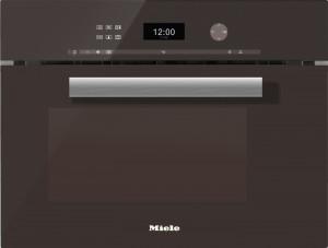 Miele - DGM 6401 HVBR Ankastre Kombi Mikrodalgalı Buharlı Fırın