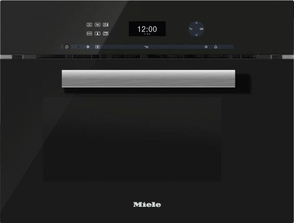DGM 6401 OBSW Ankastre Kombi Mikrodalgalı Buharlı Fırın
