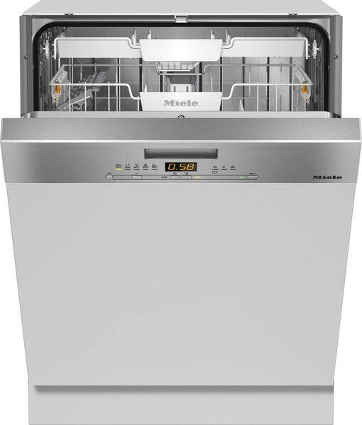 G 5000 SCi Active Çelik A++ 14 kişilik Ankastre Bulaşık Makinesi