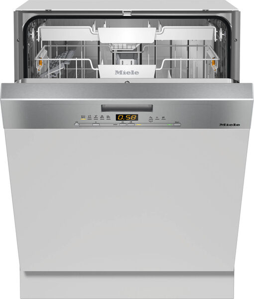 G 5022 SCi Selection Çelik A++ 14 kişilik Ankastre Bulaşık Makinesi