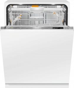 MIELE - G 6895 SCVi XXL K2O A+++ (-%20) Tam Ankastre Bulaşık Makinesi