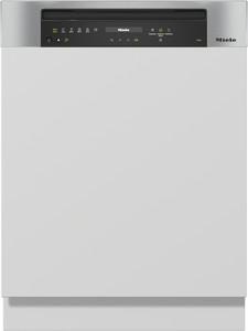 Miele - G 7310 SCi A+++ Otomatik Dozajlamalı Ankastre Celik Bulaşık Makinesi
