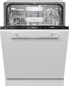 Miele - G 7365 SCVi XXL A+++ Otomatik Dozajlamalı Tam Ankastre Beyaz Bulaşık Makinesi