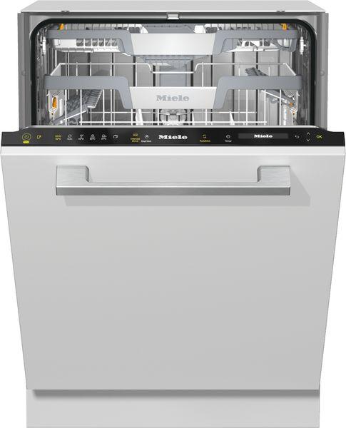G 7365 SCVi XXL A+++ Otomatik Dozajlamalı Tam Ankastre Beyaz Bulaşık Makinesi
