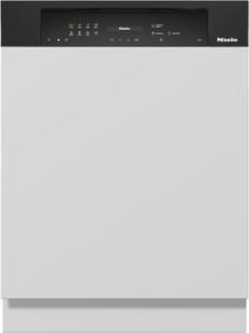 Miele - G 7510 SCi A+++ Otomatik Dozajlamalı Ankastre Siyah Bulaşık Makinesi
