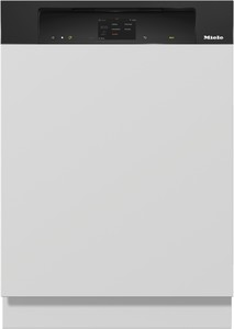 Miele - G 7915 SCi XXL A+++ Otomatik Dozajlamalı Ankastre Siyah Bulaşık Makinesi