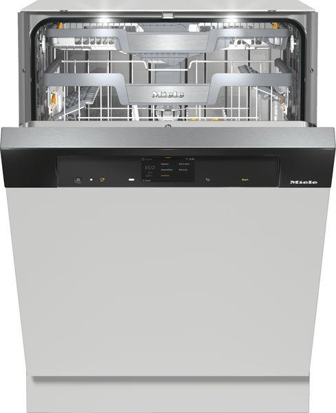 G 7915 SCi XXL A+++ Otomatik Dozajlamalı Ankastre Siyah Bulaşık Makinesi