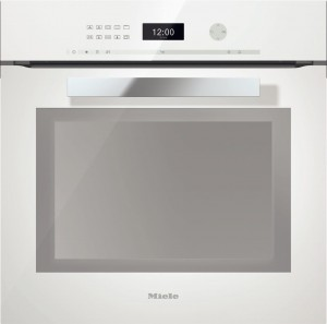 MIELE - H 6461 B BRWS Beyaz Ankastre Fırın