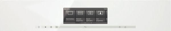 H 6800 BM BRWS Beyaz Mikrodalgalı Fırın