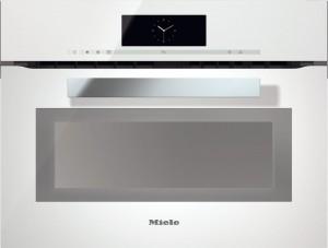 MIELE - H 6800 BM BRWS Beyaz Mikrodalgalı Fırın