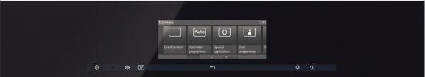 H 6800 BM OBSW Siyah Mikrodalgalı Fırın