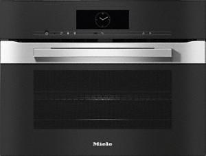 Miele - H 7840 BM Çelik Kompakt Mikrodalgalı Fırınlar