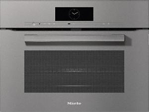 Miele - H 7840 BM Gri Kompakt Mikrodalgalı Fırınlar
