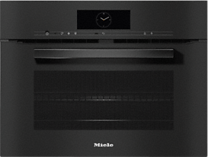 Miele - H 7840 BM Siyah Kompakt Mikrodalgalı Fırınlar