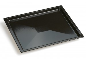 MIELE - HBB 60 P Pişirme Tepsisi - Siyah