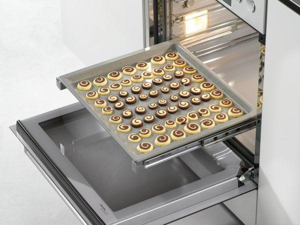 HBB 60 Pişirme Tepsisi - Gri