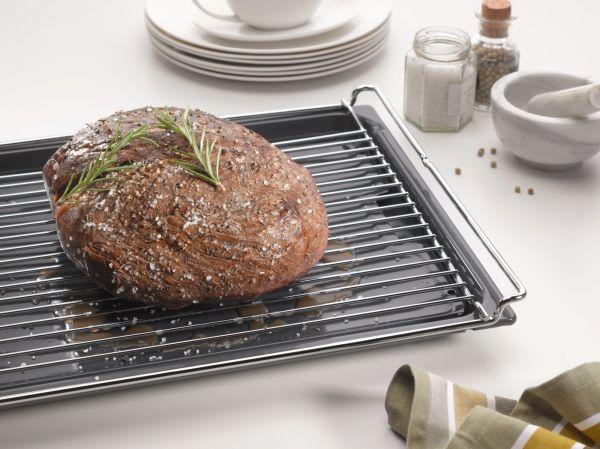 HBBR 50 Krom Pişirme ve Kızartma ızgarası